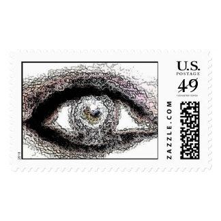 eyeball stamp