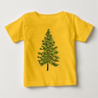 Eyeball Tree Baby T-Shirt