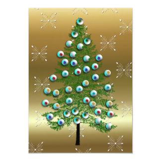 Eyeball Tree Card