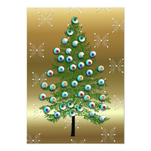 Eyeball Tree Invite