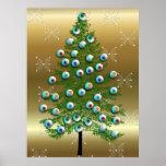 Eyeball Tree Print