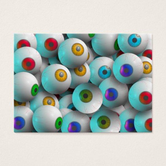 Eyeballs Business Card