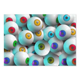 Eyeballs Card
