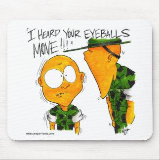 EyeBalls Move Mouse Pad