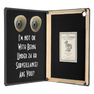 Eyeballs Surveillance IPad Air DODOcase Cover For iPad Air