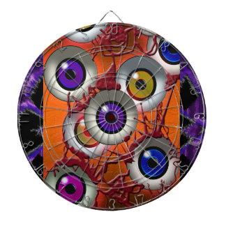 eyeballz dart board