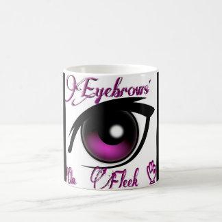 """""""Eyebrows On Fleek"""" Coffee Mug"""