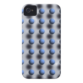 Eyebuster Polka Dods iPhone 4 Cases