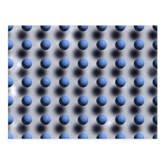 Eyebuster Polka Dots Post Card