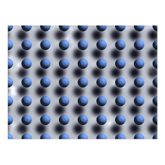 Eyebuster Polka Dots Postcard