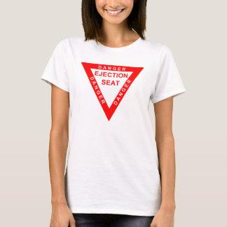 Eyección - camiseta del peligro