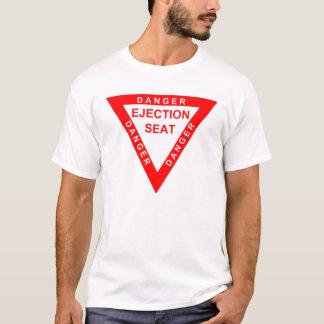 Eyección - hombres de la camiseta del peligro