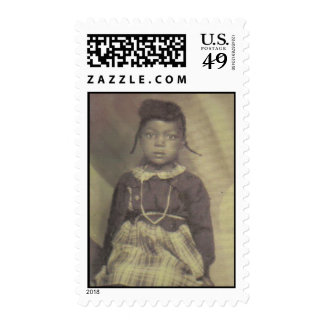 Eyedeal Creations (Aunt Charlotte-Stamps) Postage Stamp