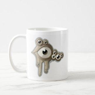 Eyedrops Classic White Coffee Mug
