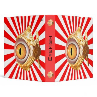 eyefish binder