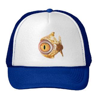 eyefish trucker hat