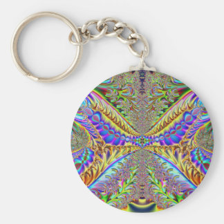 Eyeful of Color Keychains
