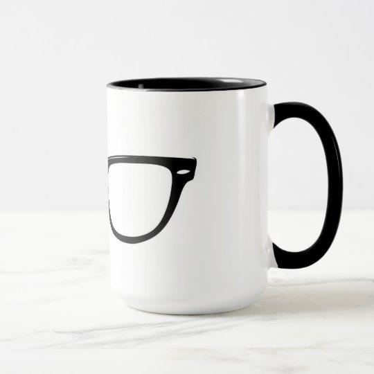 Eyeglass Mug