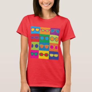 Eyeglasses Checkerboard T-Shirt