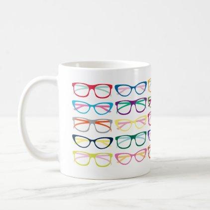 Eyeglasses Mug