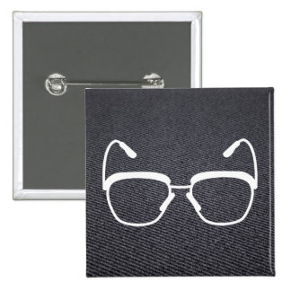 Eyeglasses Warranties Minimal 2 Inch Square Button