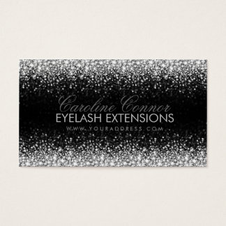Glitter Business Cards & Templates