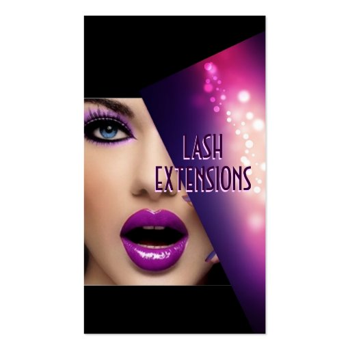 Eyelash Extensions Lash Cosmetologist Double Sided