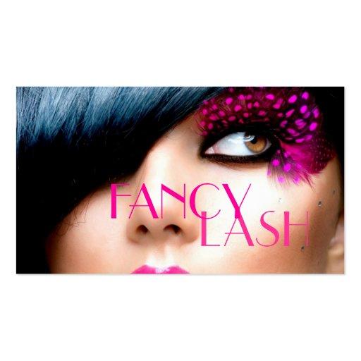 336 Eyelash Extensions Business Cards and Eyelash