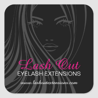 Eyelash Extensions Stickers