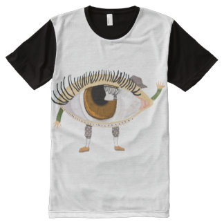 Eye'm Watching You All-Over Print T-shirt