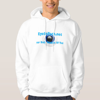 EyeOnTech.net Official Hoodie! Hooded Pullover