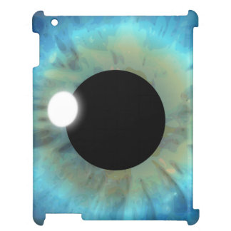 eyePad Blue Eye Iris Case Savvy iPad Case Covers