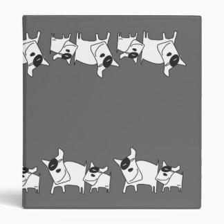 Eyepatch Dogs Binder