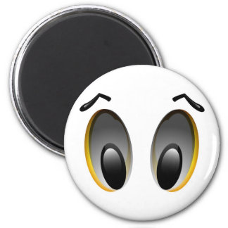 Eyes 4 you 2 inch round magnet