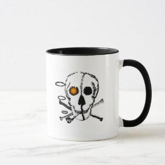 Eyes and noses ahead mug