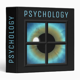 Eyes Are The Windows To The Soul Psychology Binder