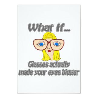 Eyes Bigger Card