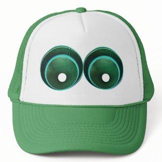 Eyes Trucker Hats