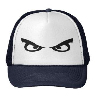 Eyes Mesh Hats