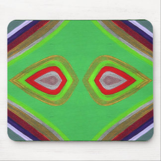 Eyes in Disguise Mouse Pad