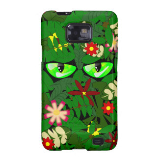 Eyes in the jungle Samsung Case-Mate Case