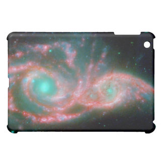 Eyes in the sky NGC 2207 NASA Case For The iPad Mini