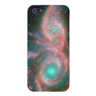 Eyes in the sky NGC 2207 NASA iPhone SE/5/5s Case