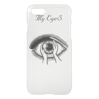 Eyes iPhone 8/7 Case