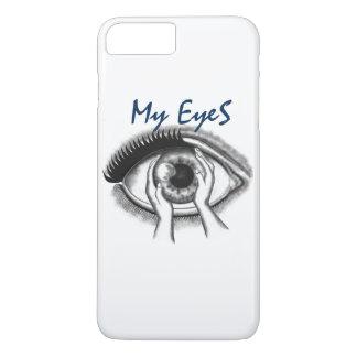 Eyes iPhone 8 Plus/7 Plus Case