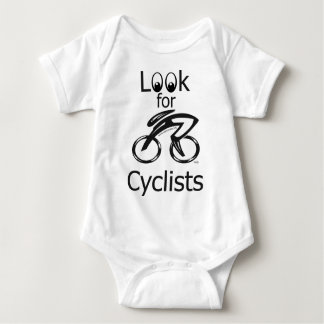 Eyes_Look_for_Cyclists_2 T-shirt