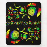Eyes Mouse Chameleon Pad eXi Mouse Pad