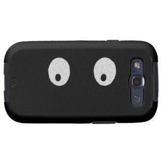 Eyes - My eyes are up here Samsung Galaxy S3 Case