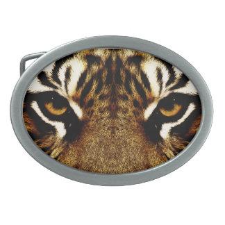 Eyes of a Tiger Belt Buckles