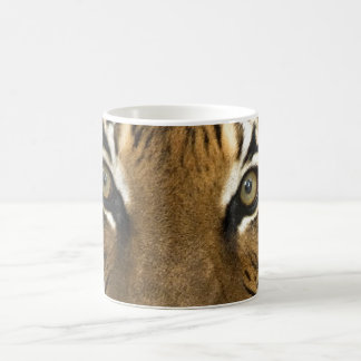 Eyes of a Tiger Coffee Mug